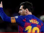 মেসি বিশ্বের সেরা ধনী ফুটবলার
