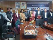 বাংলাদেশ হাই-টেক পার্ক কর্তৃপক্ষের সাথে কাজ করবে থিংক গ্রুপ