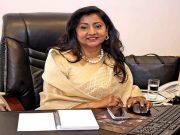চলে গেলেন দোহাটেকের চেয়ারম্যান লুনা শামসুদ্দোহা