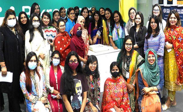 বিক্রয়ের ঐতিহ্য ও ব্যতিক্রমধর্মী উদ্যোগ 'মনের জানালা'